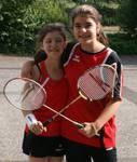 45. Rot-Weiss Turnier in Wesel mit Miriam und Isabelle