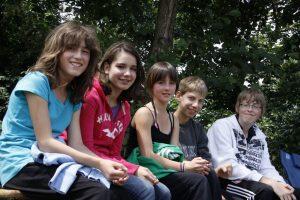 Zeltlager 2011, jede Menge Spaß
