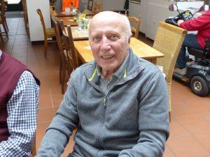 Harald Fiedler wurde 85 Jahre