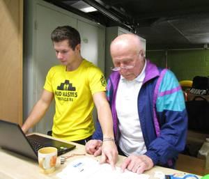 Stollenturnier-2016, Turnierleitung