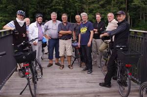 Fahrradtouren mit Harald