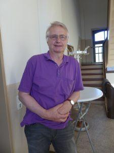 Heinz Peters 70 Jahre