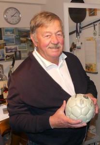 Heinz Pelmter wurde 80 Jahre