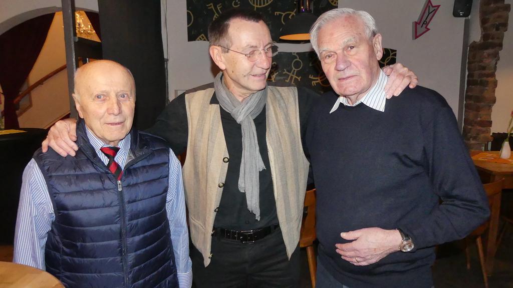 Hubert Jeck 70 Jahre