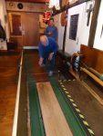 Adventskegeln der Turnabteilung bei Balk